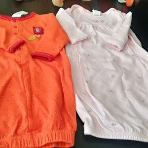 Baby girl Clothes Lot 0-3 months